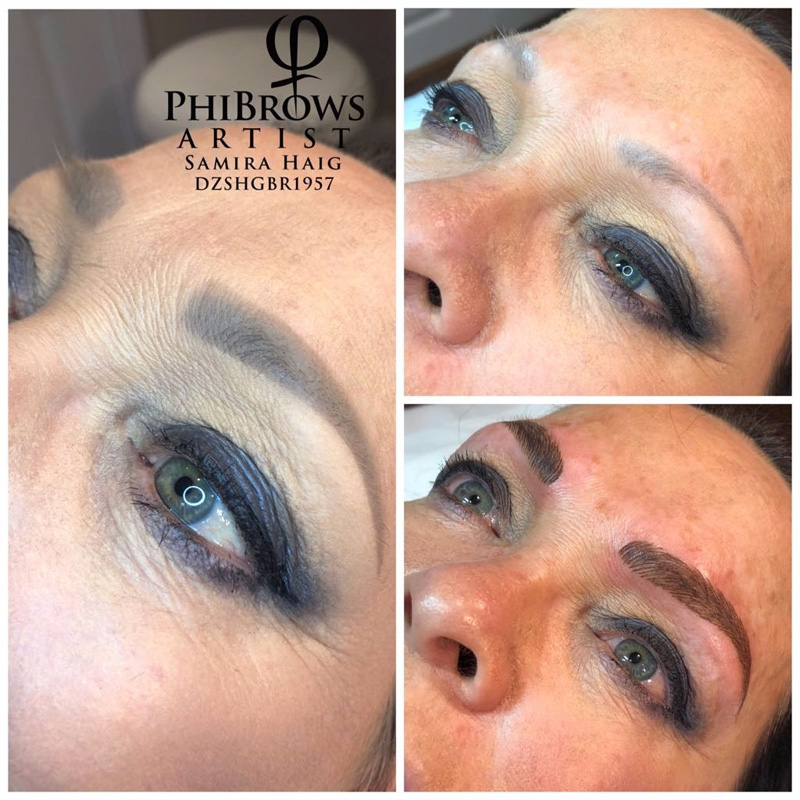 Essenziale Beauty Salon - Gallery - Semi Permanent Micro-blading 6