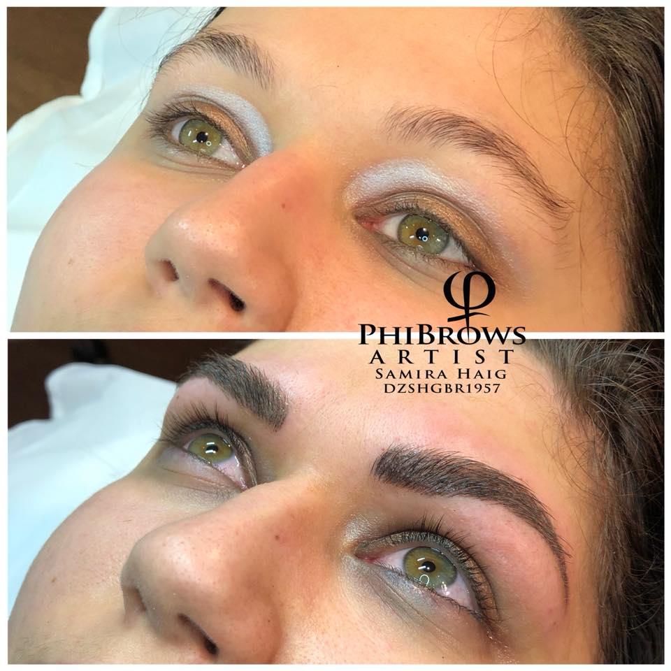 Essenziale Beauty Salon - Gallery - Semi Permanent Micro-blading 7